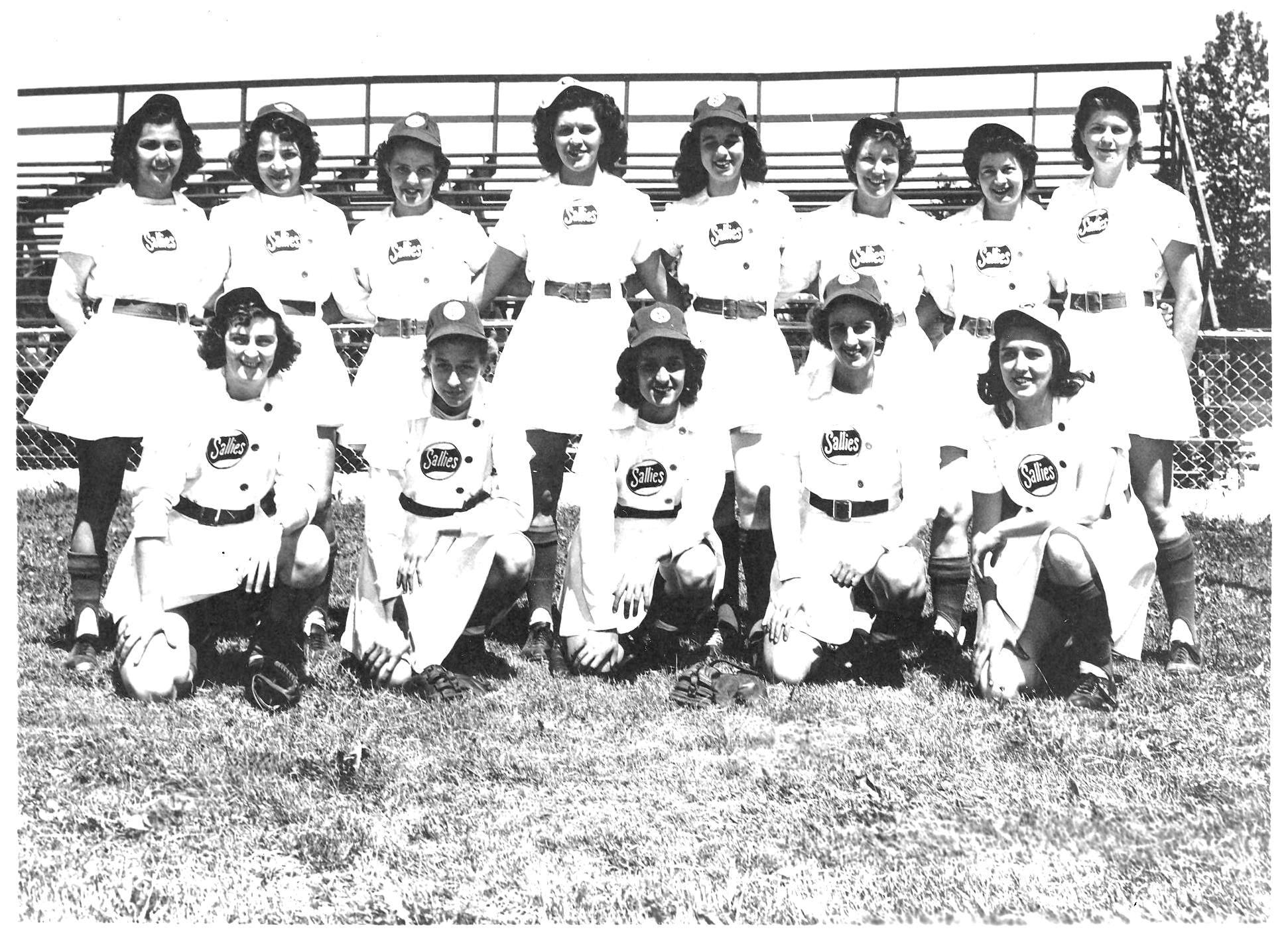 All American Girl Movie women's professional baseball | denver public library history