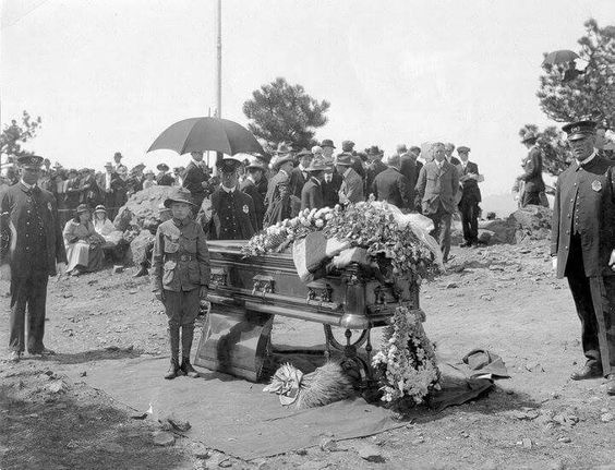So Who's Buried in Buffalo Bill's Grave? – Pulse News Mexico