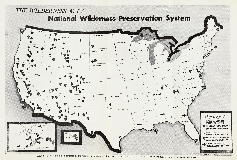 Legacy of Wilderness Exhibit, Vida Ellison Gallery, 7th ...
