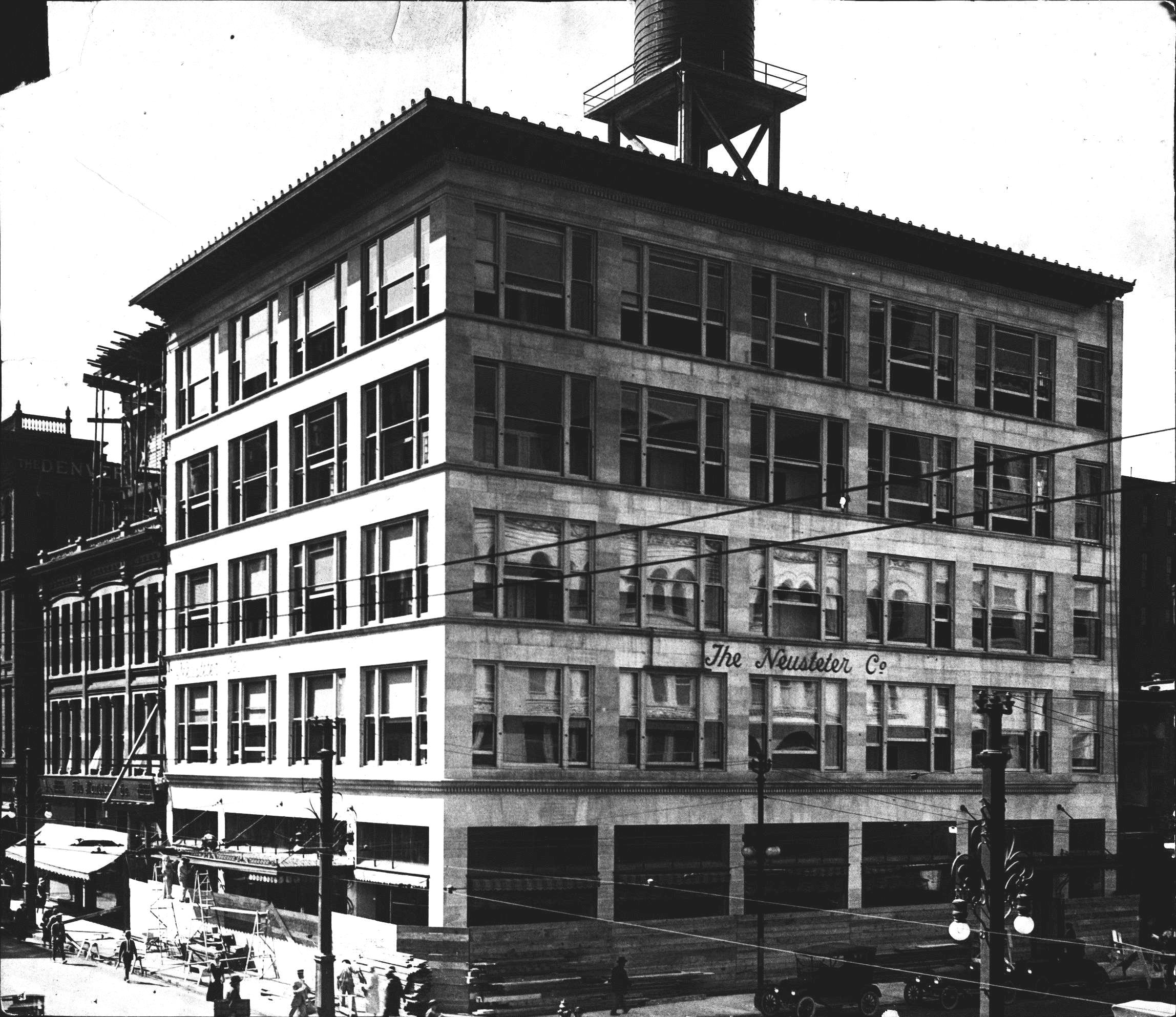 The Origins Of Neusteter's Department Store