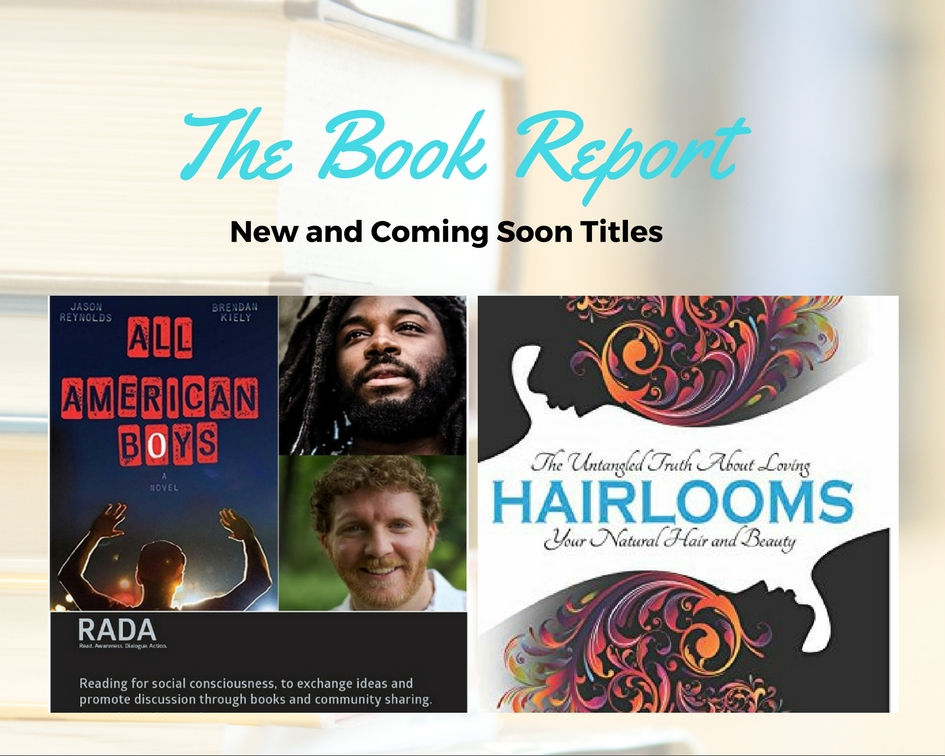 The Book Report: February's New and Coming Soon
