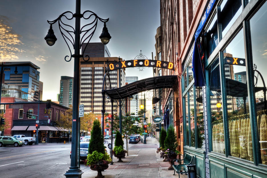Lodo Denver S Lower Downtown Success Story Public Library History