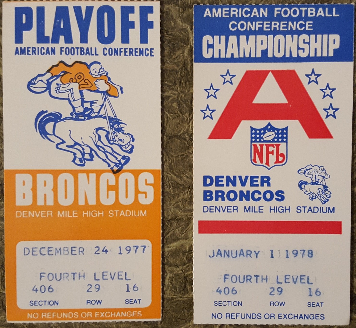 Denver Broncos Super Bowl: The Spirit Of '77