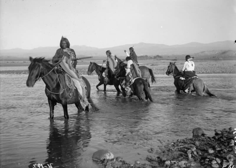 Acclaimed Western Photographers Horace S Poley Denver