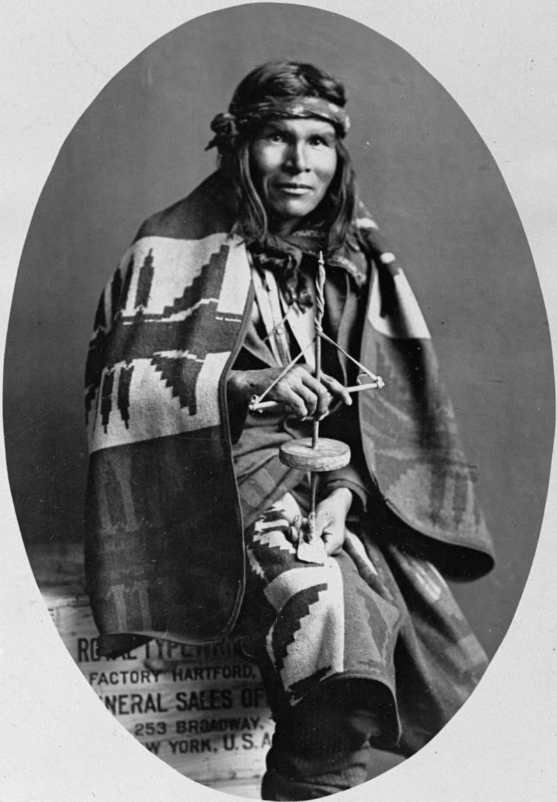 the navajo indians The code was designed to destroy indian customs and religious practices, and  used as a vehicle to control the navajo people the code of the courts of indian.
