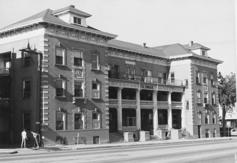 East Colfax Avenue Denver Public Library History