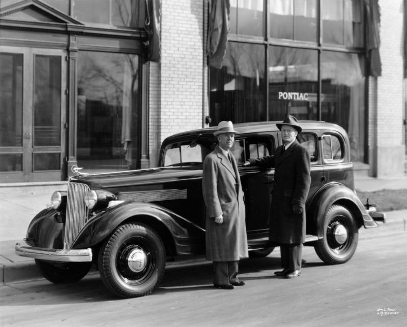 vintage automobiles | Denver Public Library History