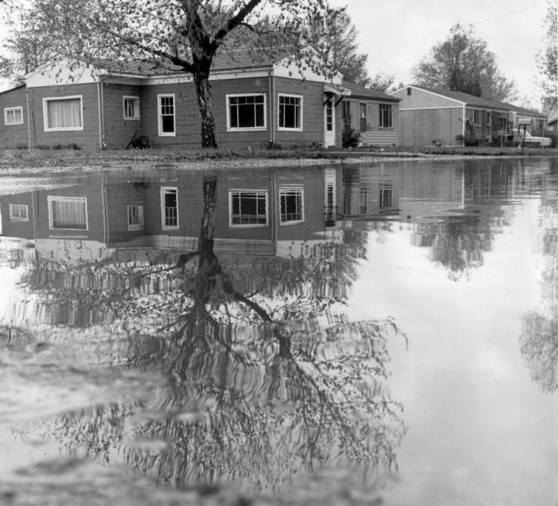 Denver News Flooding: Wow Photo Wednesday ~ Reflections