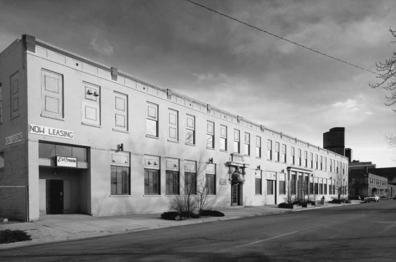 Public Storage Denver >> Curtis Park: Denver's Oldest Neighborhood | Denver Public Library History