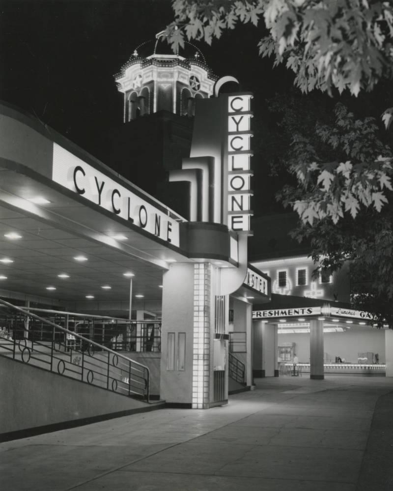 Denver News Cyclone: Denver Public Library History