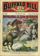 Buffalo Bill in Dime Novels and Comic Books Exhibit!