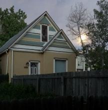 Obituary For A Denver House