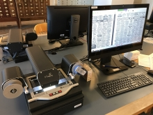 New Microfilm Readers Make Accessing History Easier Than Ever