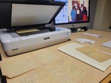 Staff Spotlight: Stevie Gunter, Archivist Librarian