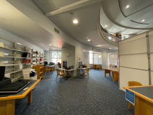Western History and Genealogy opens new service point at DPL's Central Library