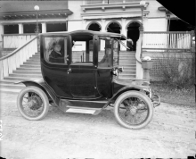 The Brief, Brilliant Reign of the Fritchle: Colorado's First Electric Car