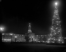Civic Center Lights (The Early Years) - Wow Photo Wednesday