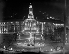 As Denver Changes, the Lights at City Hall Stay the Same