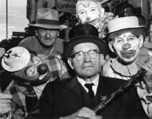 The Enduring Terror of Clowns Wow Photo Wednesday