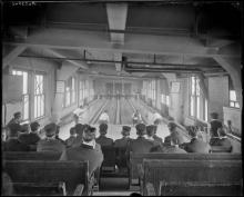 Workplace Perks Circa 1912 - Wow Photo Wednesday