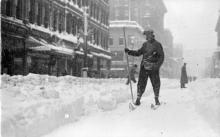 Denver's Biggest Blizzard, Ever - Wow Photo Wednesday