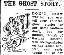 """The Rocky Mountain News's Ghost """"Problem"""""""